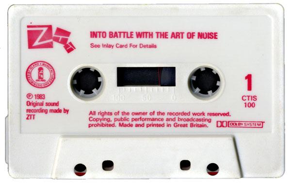 AON CTIS100 tape