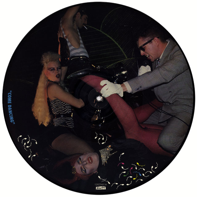 "FGTH Relax 12"" Pic Disc A"