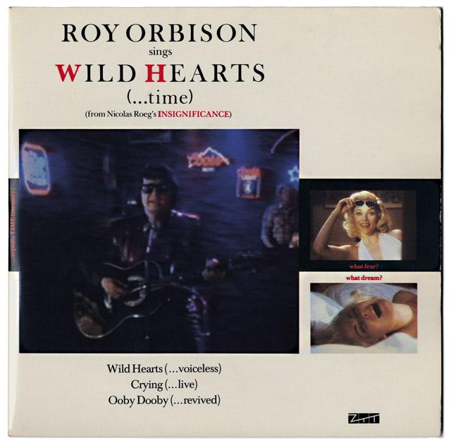 "RO Wild Hearts DZTAS9 7"" front cover"