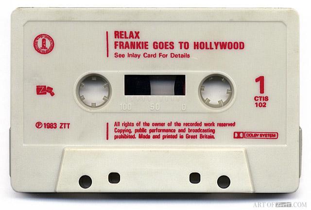 FGTH Relax CTIS102 cassette