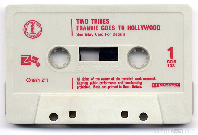 FGTH TT CTIS103 cassette