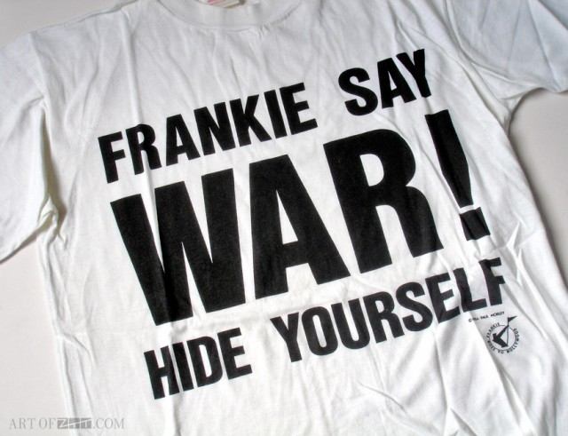 Frankie Say WAR! 6